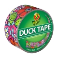 Adhesive Duck Tape with models 48 mm Wallflower x9m
