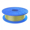 Filament PLA for printer Dremel 3D Idea Builder gold tonex1
