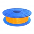 Filament PLA for printer Dremel 3D Idea Builder Orange x1