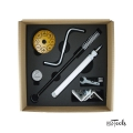 Kit CZ Extruder HD Lucy Clay Tools XXL - Claygun set
