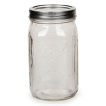 Mason Jar Ball 32 oz Wide Mouth x1