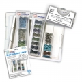 Bead Container Labels - Label for storage boxes x96