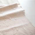 Coated Fabric Botanic Garden - Jumping Pink/white/Brown x10cm