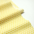 Coated Fabric Walk Through The Forest - Honey yellow x10cm