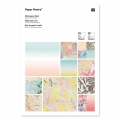 Poetry paper pad 21x30 cm Marbled x30 sheets