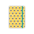 Booklet Fifi Mandirac 105x145 mm Art Déco yellowx1