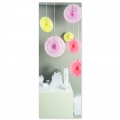 Set of 3 Paper wheels Paper Poetry 40-30-25 cm summer