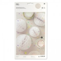 assortment of 3 paper balls Table Deco Paper Poetry Blanc