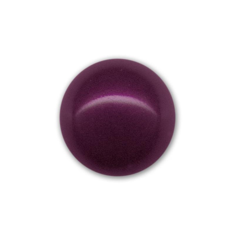 5e7013e68516 Swarovski 5817 Cabochon 8mm Blackberry Pearl x1 - Perles   Co