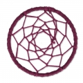 Dreamcatcher 60 mm Bordeaux x1
