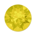 Swarovski 1088 Round Stone 8mm Yellow Opal x1