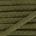 Polyester cord type snake cord 2 mm Olive x2m