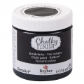Chalk Paint Chalky Finish Ebony (n°574) x118ml