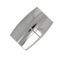 Magnetic clasp for 10mm cord Stainless Steel x1