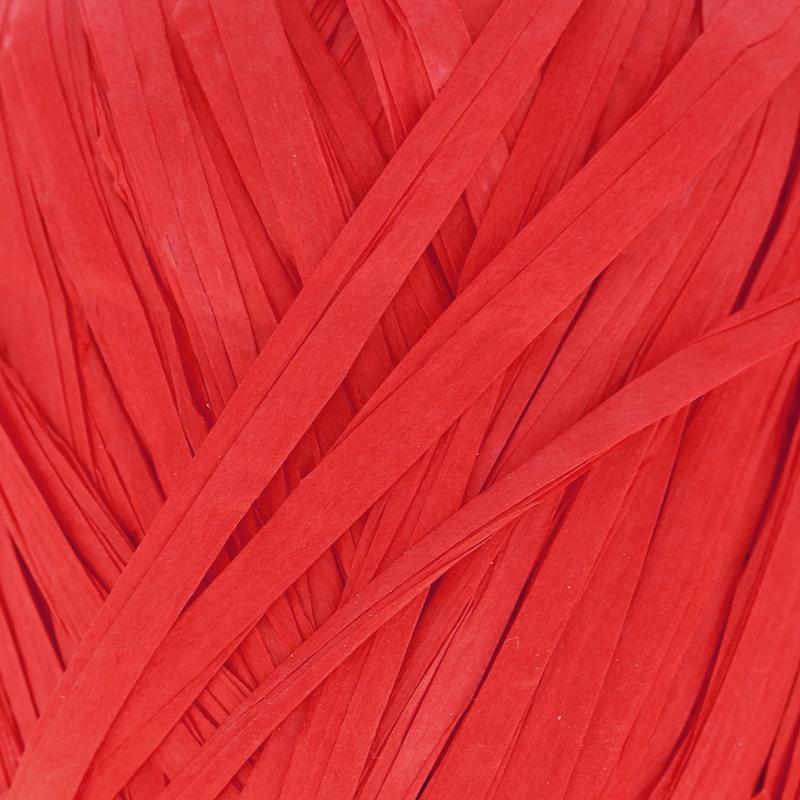 Creative Paper Rico Design Paper Thread Red X 50g Rico