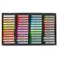 Assortment of 48  soft Karat pastels