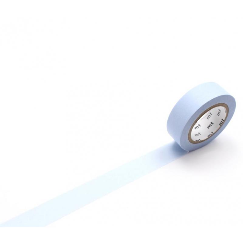 masking tape 15 mm pastel blue x10m masking tape perles co. Black Bedroom Furniture Sets. Home Design Ideas