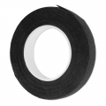 Crepe paper tape for flowers 12 mm Black x 27.5m