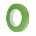 Crepe paper tape for flowers 12.5 mm Green Olive x 27.4m