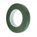 Crepe paper tape for flowers 12.5 mm green tree x 27.4m