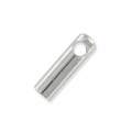 Terminators for 0,8 - 1mm cord Stainless steel x10