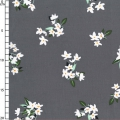 Fabric Bed of Roses Michael Miller - Lily Pear x10cm