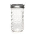 Mason Jar Ball 12 oz diamond  x1