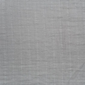 Fabric double cotton gauze Silver x10cm