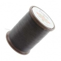 Hana Beading Thread 0.20mm Black x100 m
