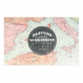 Album voyage Mr. Wonderful 14x21.5 cm Partons nous perdre quelque part x1