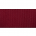 Grosgrain elastic belt ribbon Frou-Frou 36 mm Bordeaux x 1m