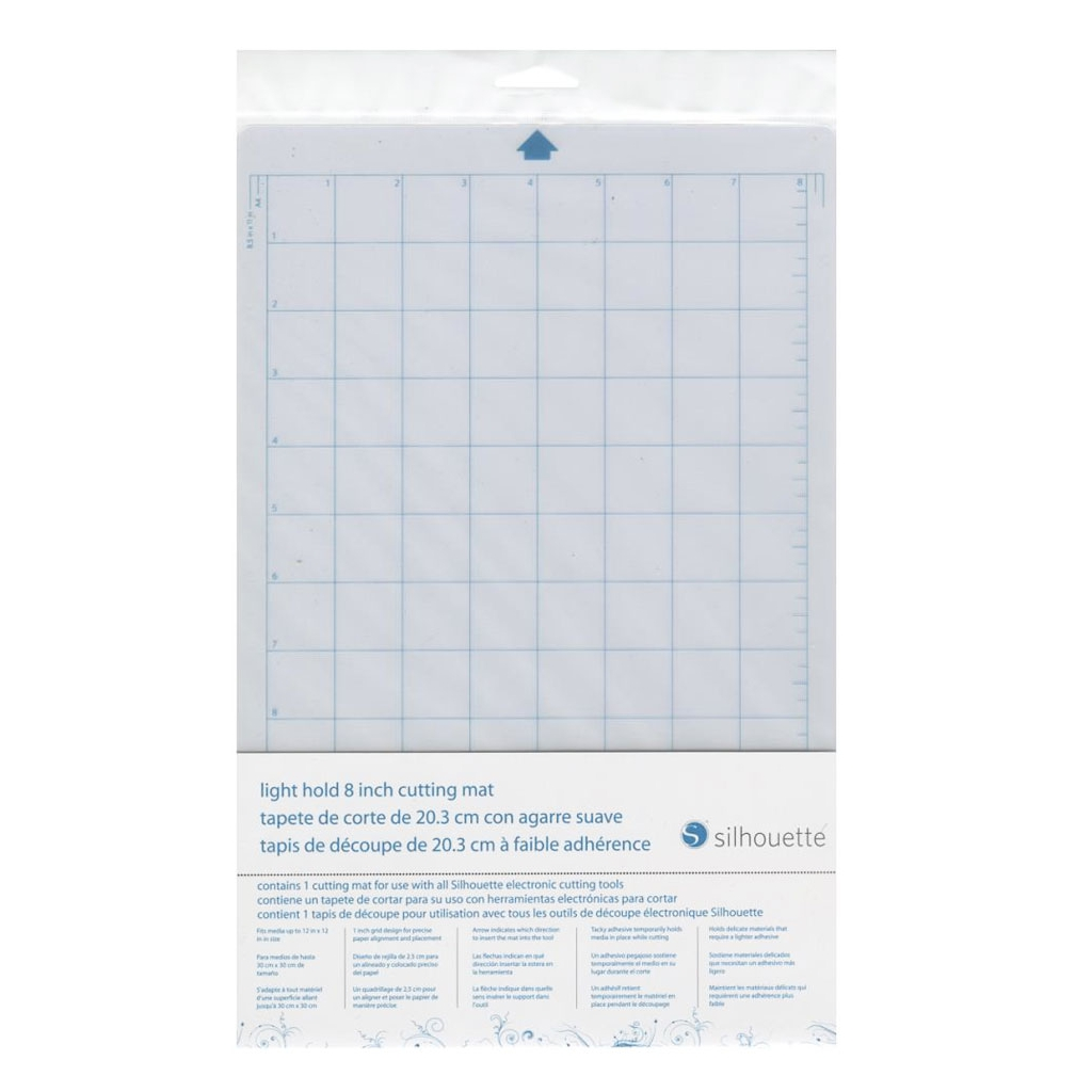 Cutting Map Anti Slippery 20 3 Cm For Silhouette Cameo And Portrait X1
