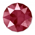 Swarovski 1088 Round Stone 8 mm Crystal Dark Red x1