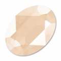 Swarovski 4120 Oval Fancy Stone 14x10mm Crystal Ivory Cream x1