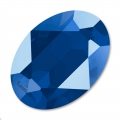Swarovski 4120 Oval Fancy Stone 14x10mm Crystal Royal Blue x1