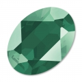 Swarovski 4120 Oval Fancy Stone 14x10mm Crystal Royal Green x1