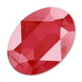 Swarovski 4120 Oval Fancy Stone 14x10mm Crystal Royal Red x1