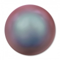 Swarovski 5817 Cabochon 6mm Crystal Iridescent Red Pearl