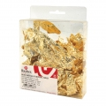 Metal flakes gold x1g