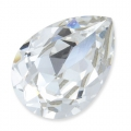 Swarovski 4320 Pear Fancy Stone 10x7mm Crystal