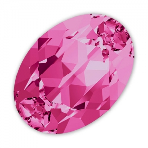 Swarovski 4120 Oval Fancy Stone 8x6mm Rose