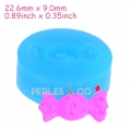 Mini silicon mold 22,6x9mm sweet