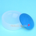Mini silicon mold round cabochon 30 mm