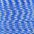 Parachute Cord 2,5 mm Navy blue/whitex1m