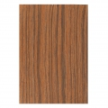 Decorative adhesive A4 wooden sheet Brown x1
