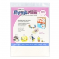 Shrink Film by Grafix - Magic Paper 280x215  mm White x 6 sheets
