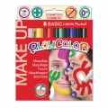 Set with  6 make-up sticks for children Playcolor Basic