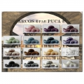 Arcos® by Puca® 5x10 mm Pastel White x10g