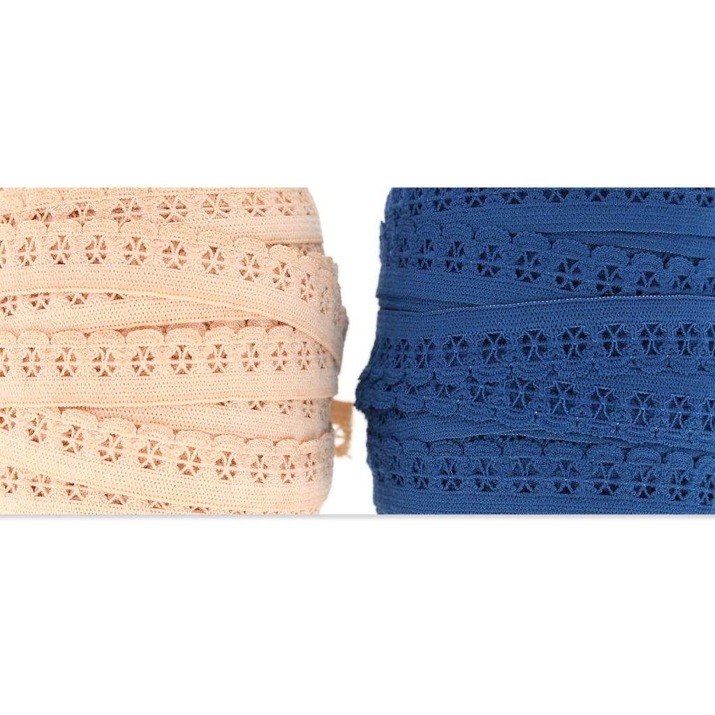 Elastic Ribbon For Underwear 13 Mm Black X 1m Perles Amp Co
