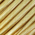 Metallized Lurex Cord 5 mm Golden x1m